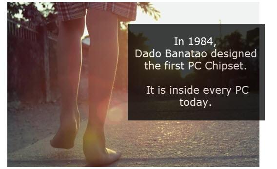 Dado Banatao Life Story Inspiration