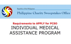 How to Apply for PCSO Medical Assistance – REQUIREMENTS