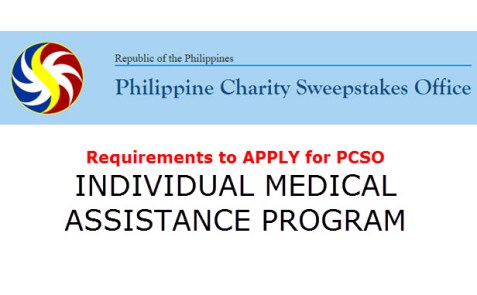 how to apply pcso medical assistance program