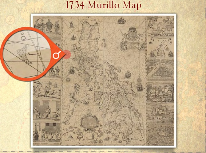Murillo Velarde Map – The Mother of All Philippine Map Helps Win the Case versus China