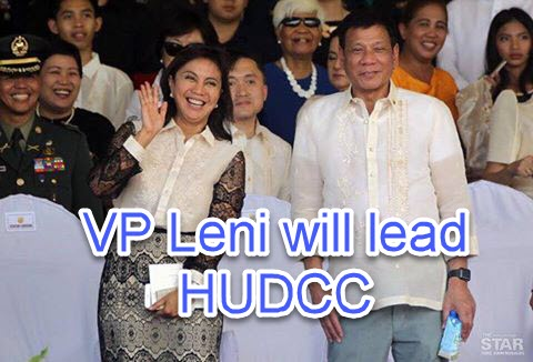 President Duterte Gave Cabinet Position to VP Leni Robredo