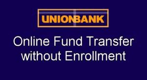 UnionBank Fund Transfer Online
