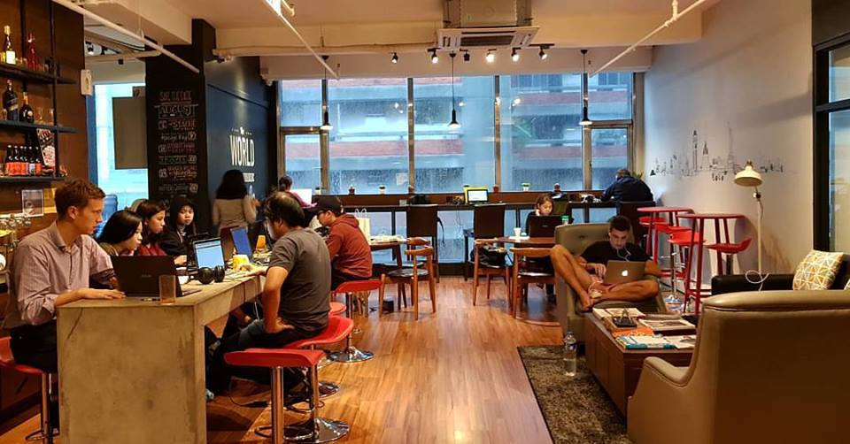 acceler8 coworking space