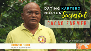 A Former Kartero Found Cacao Farming Success in the Philippines