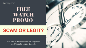 Free watch promo scam or legit