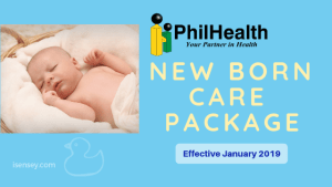 philhealth new born care package