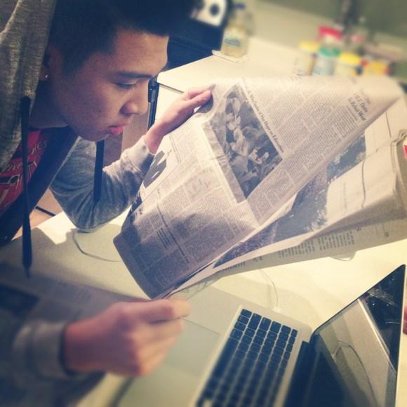 Dezmond NYT - 2012