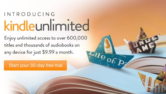 Why Kindle Unlimited isn't a great match for the Kindle