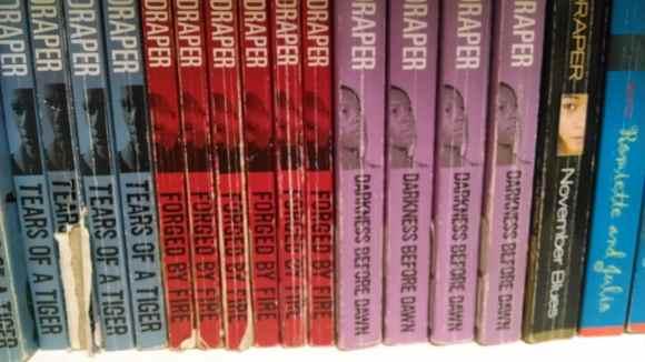 Sharon Draper Books