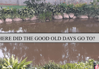 Where Did the Good Old Days Go To?