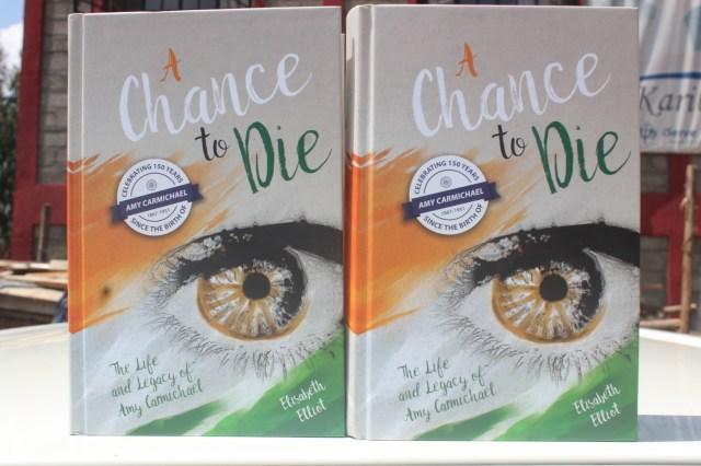 A chance to Die by Elisabeth Elliot
