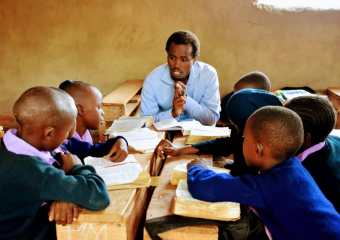 Joseph Wahome shares his Story