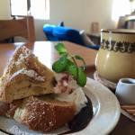 ケーキセット伊勢カフェ