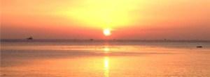 伊勢神恩感謝の旅バナー夕陽