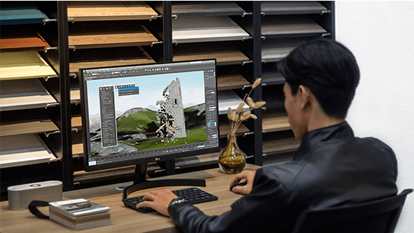 Best 24 inch monitor of 2018: 24MK600-B by LG