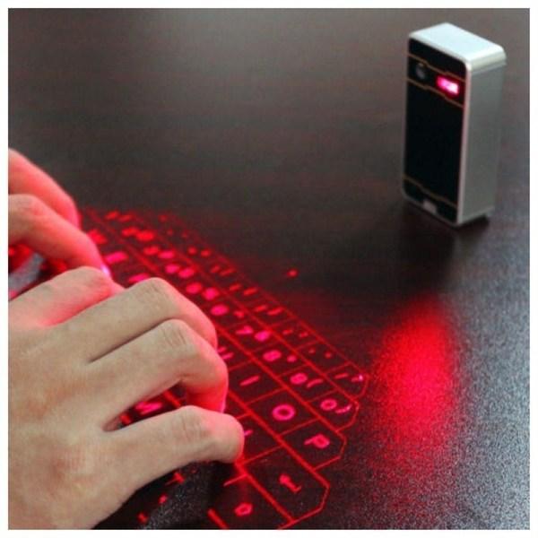 bluetooth wireless laser keyboard