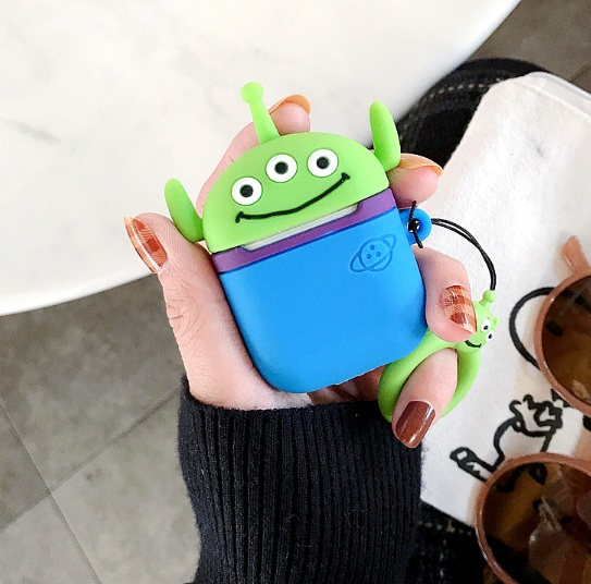 Toy Story Aliens AirPods Case