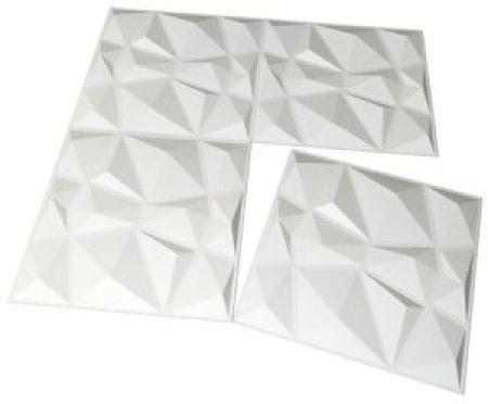 3D Geometric Wall Tiles