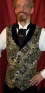 Rob's Steampunk vest.