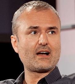 Nick Denton is an internet entrepreneur with an estimated net worth of $320 million.