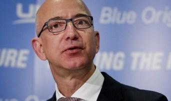 Jeff Bezos current net worth