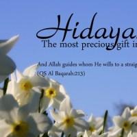 Filosofi Hadiah dan Hidayah