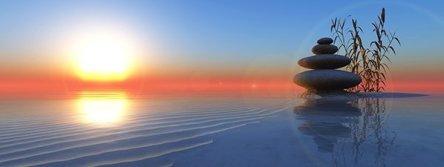 Et stille hav - find den indre stilhed hos ISFO