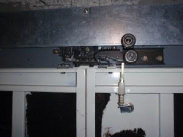 Asansör Kapı Kilidi Açma Tertibatı