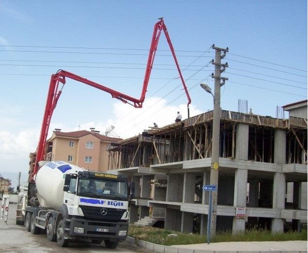 beton dokum