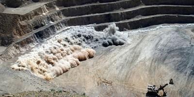 Madenlerde Patlatma