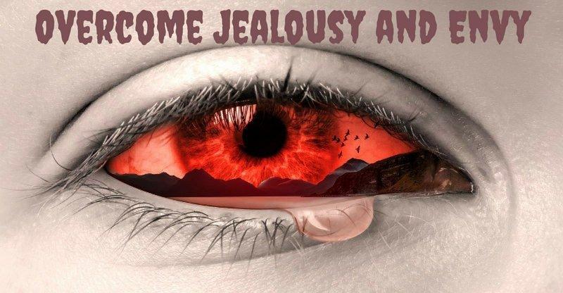 how do you overcome jealousy