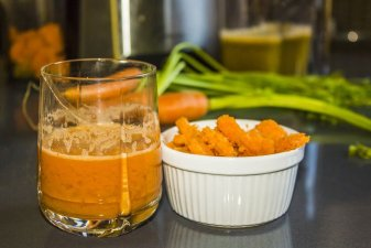 10 Benefits of Carrot Juice