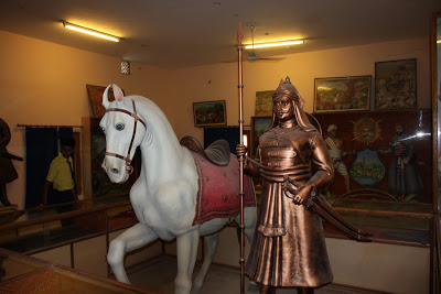 Chetak horse