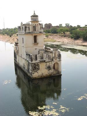 Rani Padmini's Palace, Chittorgarh Fort