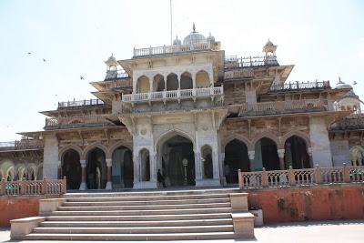 Albert Hall Museum Jaipur indranipics