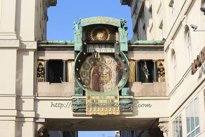 Anchor Clock Vienna