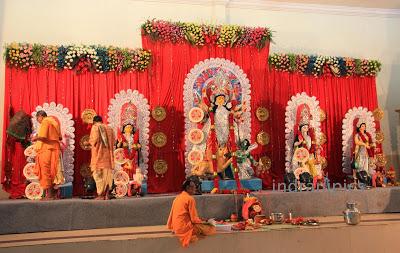 Durga Pujo Pandal hopping