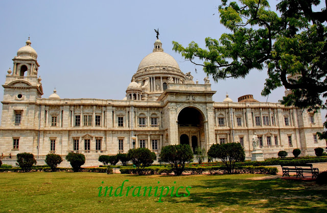 Visit Victoria Memorial Hall gardens