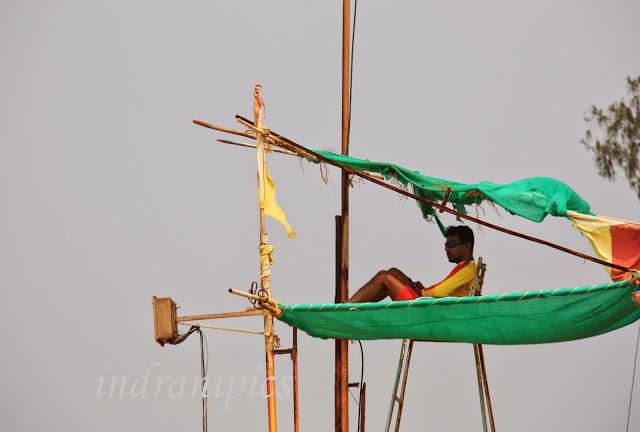 Lifeguards in Goa