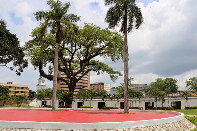 Fort Cornwallis, Penang