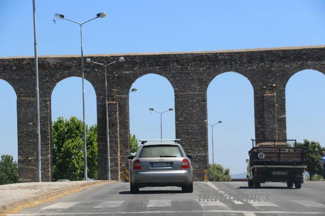 Evora Aqueduct 2