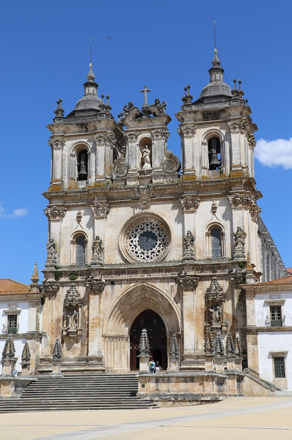 Alcobaca cathedral 2