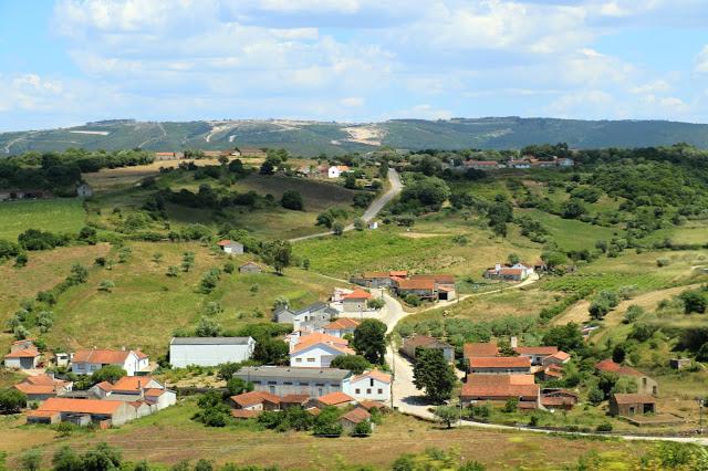 Alcobaca roads