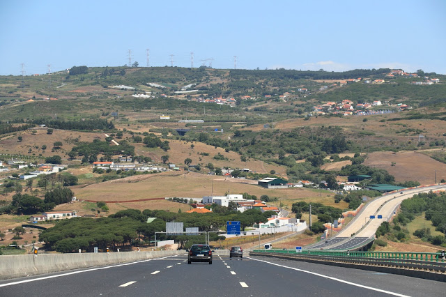 Drive to Alcobaca