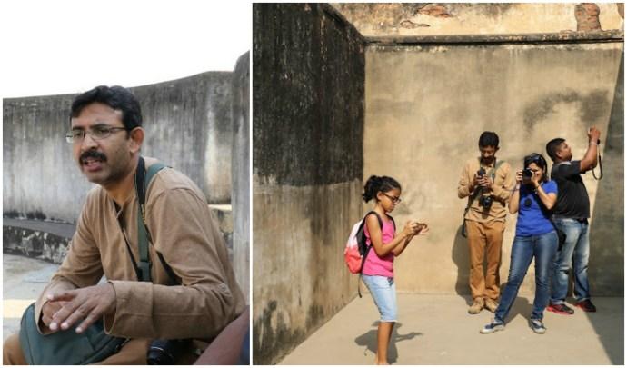 Team Bangalore Fort