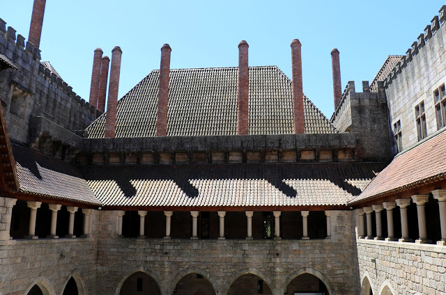 Palace of Duke of Braganca