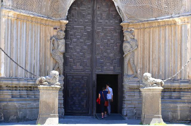 Avila cathedral indranipics