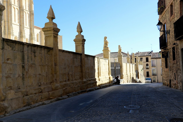 must see attraction in segovia Iglesia de San Andres Segovia 2