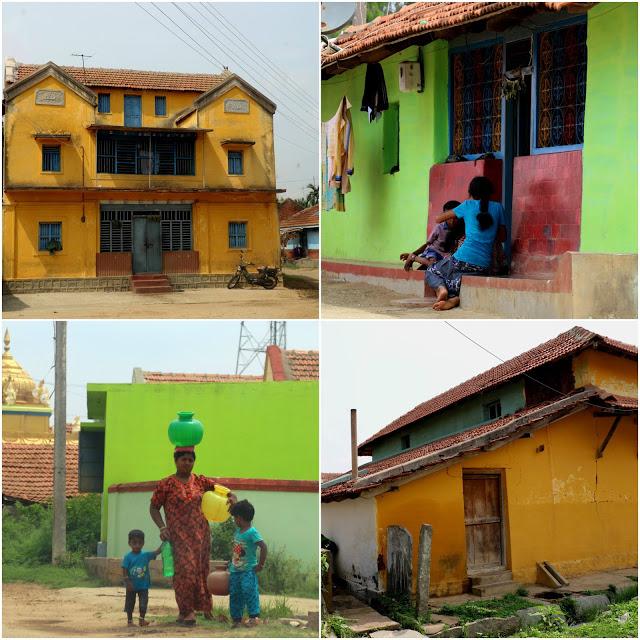 Houses of Doddagaddahalli