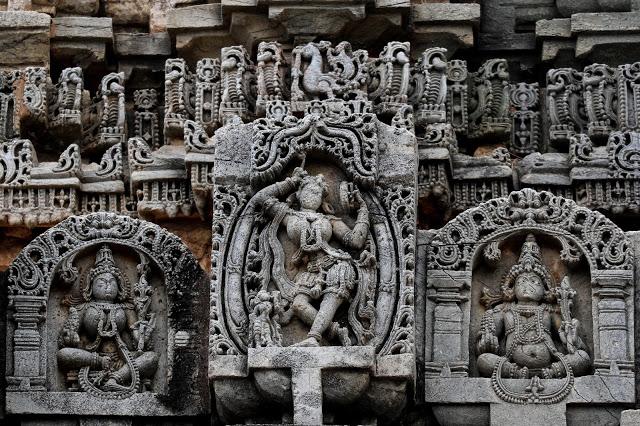 Veeranarayana Temple Exteriors 2